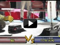 22-th All Japan Robot Sumo Tournament Video