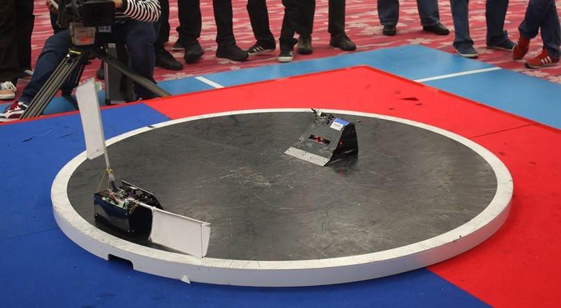 How to Make a Sumo Robot