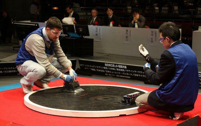 Darpzen-sumo-robot-ringde