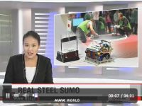 25th All Japan & International Robot Sumo Tournament Video