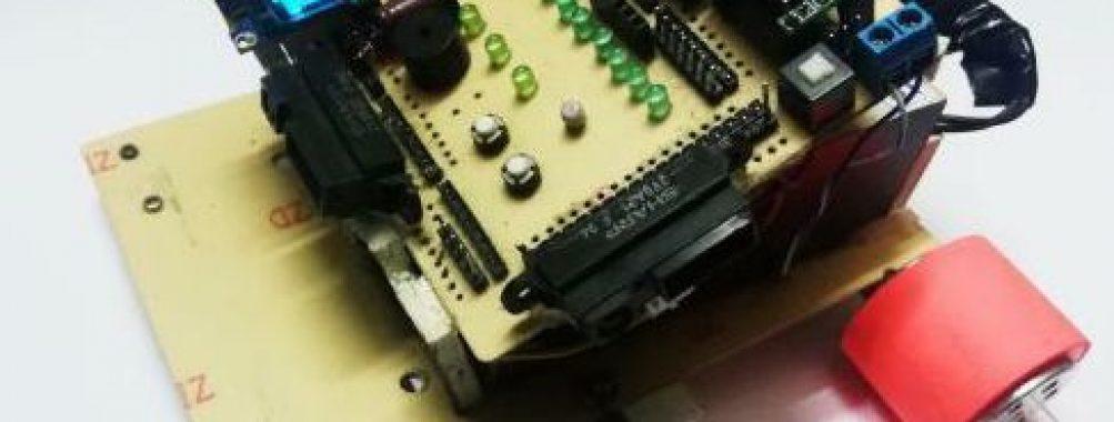 BanglaBot Line Follower Robot- SEC_Amplifier