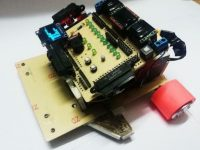 BanglaBot Line Follower Robot- SEC_Amplifier