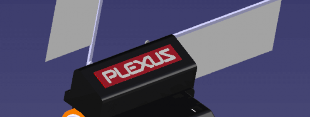 Plexus Mini Sumo Robot – 2K1 team