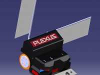 Plexus Mini Sumo Robot – 2K1 team
