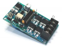 High Current Dc Motor Controller Project