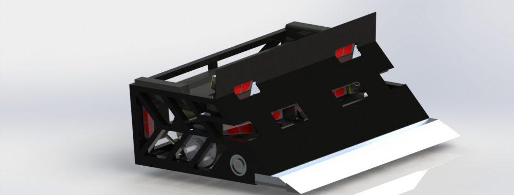 Lancer 2.0 Robot Sumo