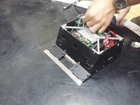Wolf Sumo Robot (by Team Flex) – 2014