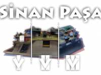 Sinan Paşa Mini Sumo Robot Series (Version 1-2-3)