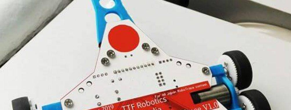 EnkhTrace V1.3 TTF Robotics Mongolia